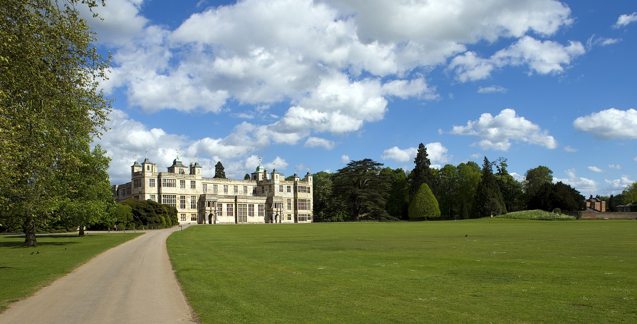 East Anglia Family Fun Audley End Essex