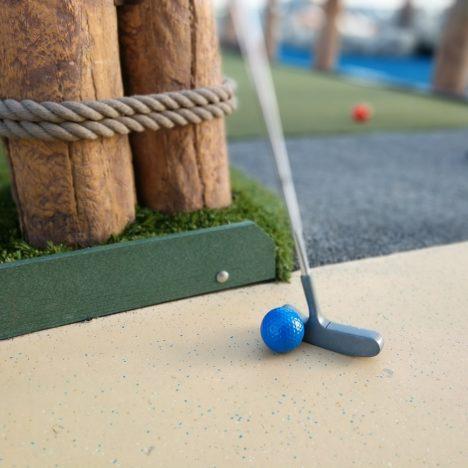 Outdoor Crazy Golf Suffolk